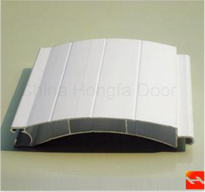 Portello di alluminio sicuro dell'otturatore del rullo isolato portello a spirale ad alta velocità