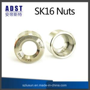 L'écrou de fixation de la série SK16 pour la pince de serrage des machines-outils