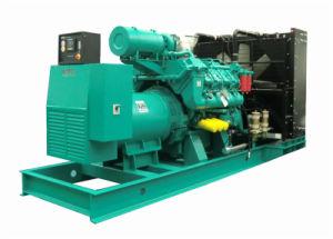 50Hz contenitore 900kVA insonorizzato 720kw Genset diesel con ATS