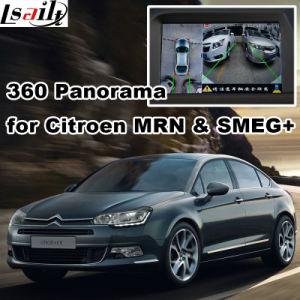 09e0b35a5 Vista trasera y Panorama 360 interfaz para el Citroën C4 C5 C3-Xr con nhc &  Smeg+ señal RGB Lvds pantalla Fundido de entrada