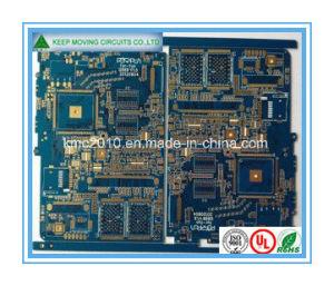 カスタム多層6層の10層のブラインドによって埋められるボードHDI PCBのボード