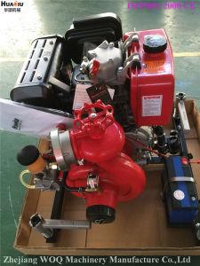 Alta capacidad de bomba de agua centrífuga con motor Diesel
