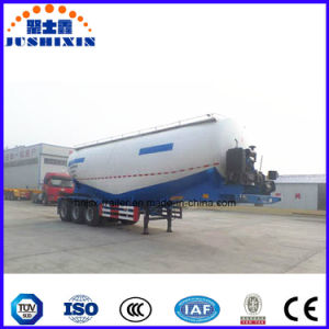 18-70cbm 대량 시멘트 탱크 트레일러 트럭 트레일러 공용품 트레일러