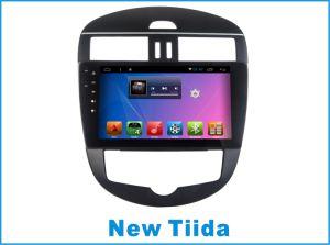 차 GPS/Car 선수 항법을%s 가진 새로운 Tiida를 위한 인조 인간 시스템 차 DVD