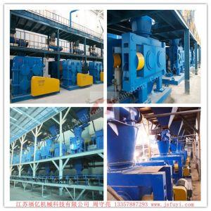 DG350 Granulator van de Meststof van de Rol van het carbonaat van het ammonium de Dubbele