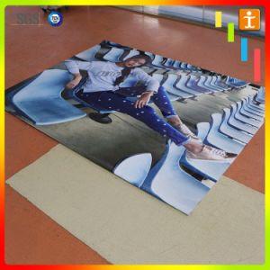 Оптовая торговля самоклеящаяся виниловая пленка ПВХ для установки вне помещений для рекламных баннеров (TJ-57)