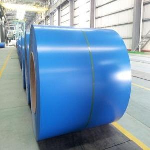 Bobina de aço de cor azul do céu para coberturas
