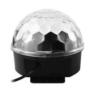 Mancha IP20 de alta calidad LED de la etapa de la luz de Magic Ball