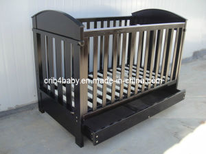 130X70 Solid Nz Pine AS/NZS2172 Baby Cot Bed