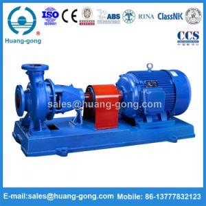 Phase unique de la Cei seul pipeline d'aspiration de pompe centrifuge
