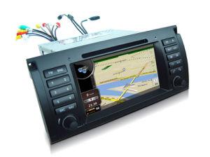 BMW E39 E53 X5 GPS 항법 Multimedie를 위한 차 DVD 플레이어