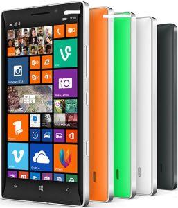 Freigesetzte Handys Nokie Lumia 930