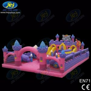 Inflatable Bouncer Castle Combo (HJC-012)