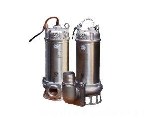 Wf 전체 스테인리스 잠수할 수 있는 오염 Dischange 펌프