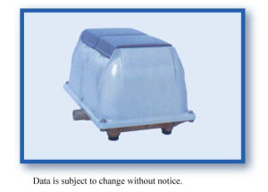 Пневмопривод линейный насос (воздушного насоса) (Эль-120W-250W)