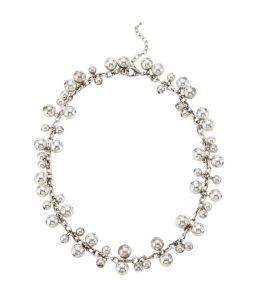 Art- und Weisearmband-Glaskorn-Halskette