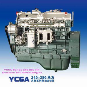 Dieselmotor (YC6A REIHEN)
