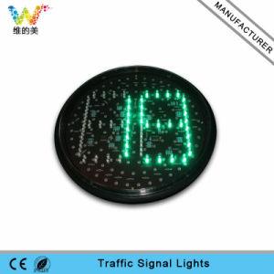 300mmの赤い緑LEDの交通信号ライト秒読みのタイマー