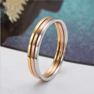 أنيق بساطة فولاذ [تيتنيوم] مادّيّة فتنة مجوهرات حل مجوهرات