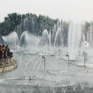 良質の回転式スプレー水噴水のノズル