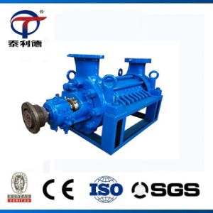 Uzbekistan-elektrische horizontale mehrstufige zentrifugale Speisewasser-Pumpe