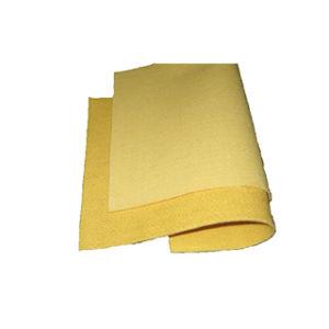 Perforado de la aguja Filtro de polvo industriales poliamida/P84 de tejido de soporte del filtro de aire