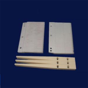 Componenti di ceramica industriali delle parentesi che sinterizzano lo strato di ceramica a temperatura elevata di Zirconia