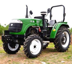 顧客の買物のHuabo 65HP 4WDのトラクター