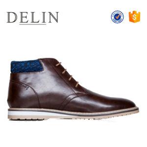 2018 El diseñador de moda hombres botas, botas, Botines hombre cómodo