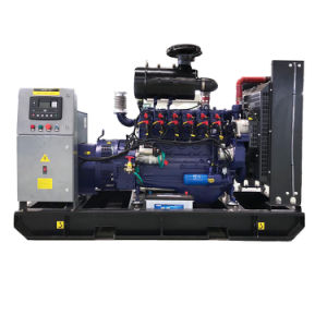 50kw 60kVA alimentados a GPL com conjunto de gerador de calor e electricidade