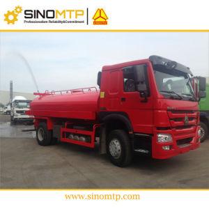 4X2/6 HOWO rodas Euro2 290HP caminhão tanque de água