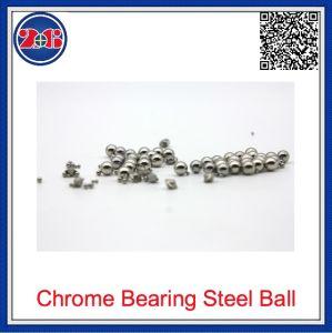 3/16 Gcr15 As esferas de aço cromado para acessórios de rolamento do G24 G60
