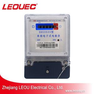 Dds однофазный электронный счетчик энергии/ эксплуатацию электронного ваттметра