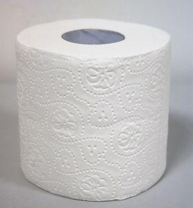 Ultra suaves y fuertes 2 pliegues y 3 capas de papel higiénico