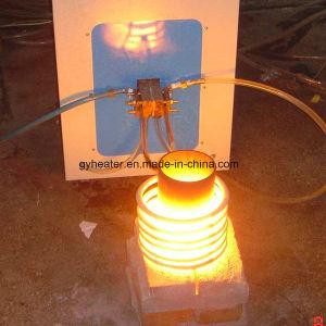 Media Frecuencia calentador por inducción sistemas de calefacción para Tratamiento Térmico de metales