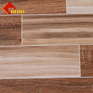 De hete Opgepoetste Verkoop 600X600 verglaasde het Hout van de Keuken kijkt de Tegel van de Vloer voor Restaurant