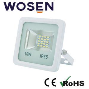 Resistente al agua IP65 70lm/W el Estadio Monumental de efecto invernadero de jardín proyector LED