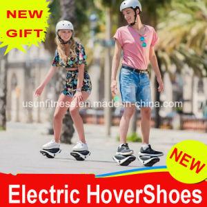 大人および子供のための新しい電気スケートのボードの彷徨いの靴