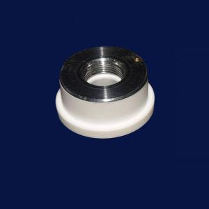 Parti modellate di ceramica dell'alta della bobina allumina Polished resistente all'uso del rotore
