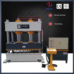 Pressione a máquina para fazer a bandeja de cozimento/pot