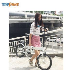 自動スタート・ストップシステムEbike普及したデザイン多彩な折りたたみの電気バイク