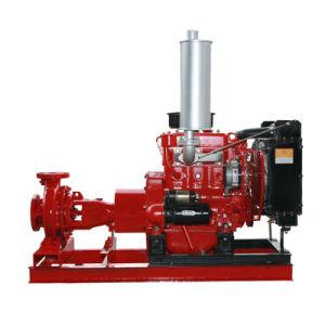 Pompa della circolatore dell'acqua del motore diesel di aspirazione di conclusione di buona qualità