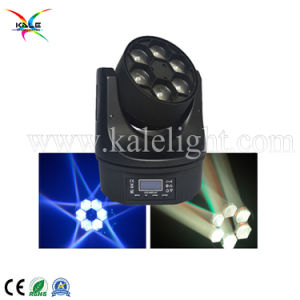 LEDの軽い小型蜂の目の移動ヘッドライト