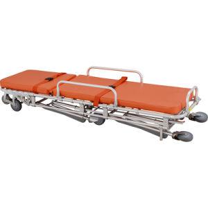 Aluminiummultifunktionskrankenwagen-Bahre-Laufkatze