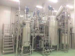 A/B o sangue através da distribuição de líquido do sistema de alimentação centralizado