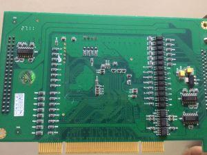 Твердые Tech СВК-9014 PCI платы управления перемещением данных карты памяти