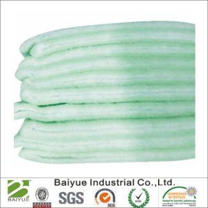 Livro Verde e Branco (Filtro de poliéster