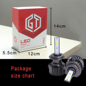 Lightech G6 H7, faros de LED para auto
