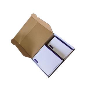 يطبع علامة تجاريّة يغضّن عالة مراسلة صندوق