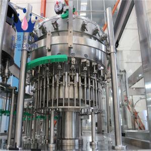 750ml plastic het Vullen van de Frisdrank van de Fles Bottelarij Automatisch voor Kleinschalig